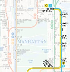 Subway Map With Second Avenue.Subway Construction Plans In Jeopardy Second Ave Sagas Second