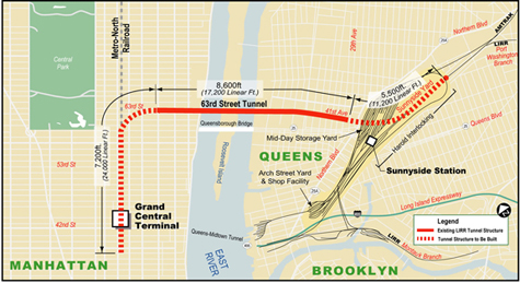 Sunnyside Residents Worried About East Side Access Impact